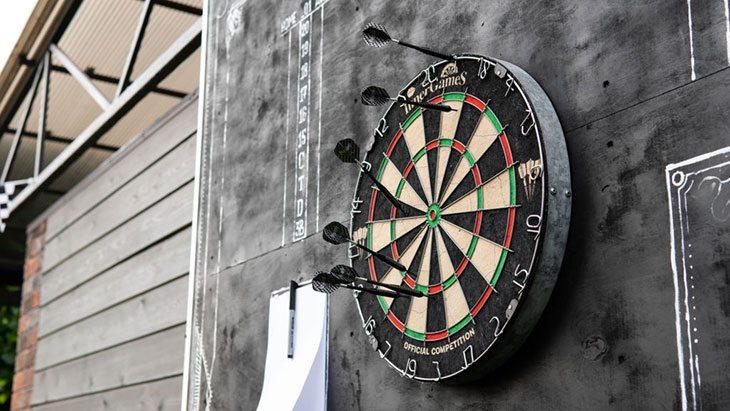best dartboard surround