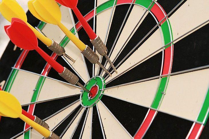 best weight darts for beginners