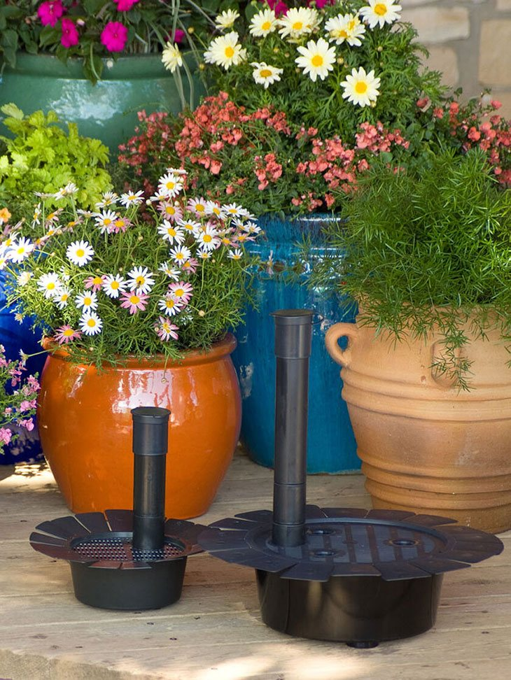 what is a self watering plant pot