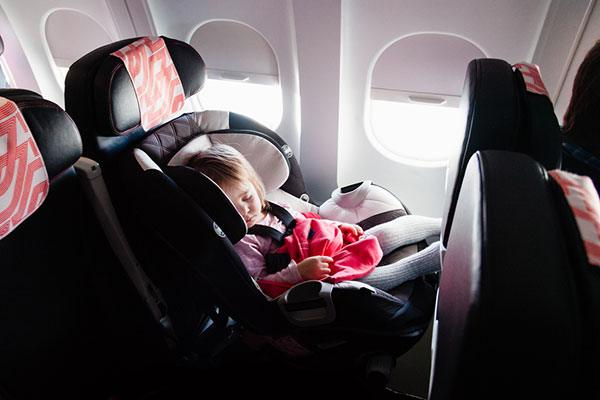 best car seat for air travel 2021
