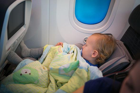 best infant car seat for airplane travel